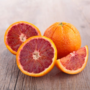 Blood Orange, Citrus X sinensis